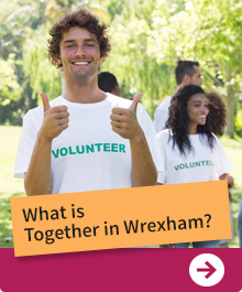 What is Together in Wrexham